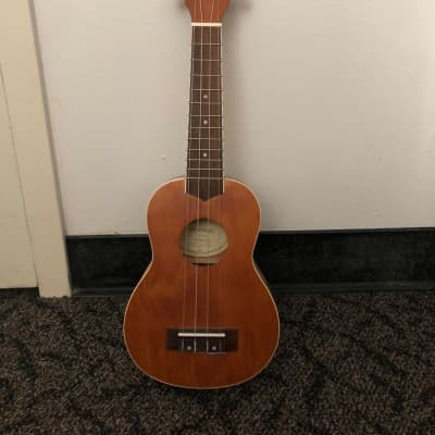 Mitchell Concert Ukulele mid-2000's Light Brown for sale