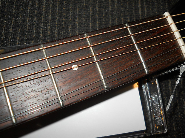 Alvarez 5083 Fusion Series Thin Body Acoustic Electric