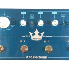 TC Electronic Flashback Triple Delay Blue