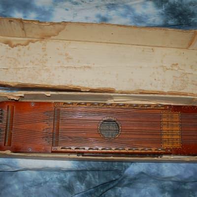 Vintage 1925 International Music Corp Ukelin Instructions, Key, Warranty, Music and Original Box! for sale
