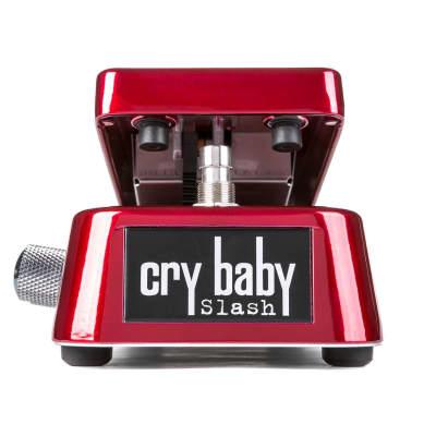 Jim Dunlop Slash Signature Crybaby Wah Guitar Effect Pedal for sale
