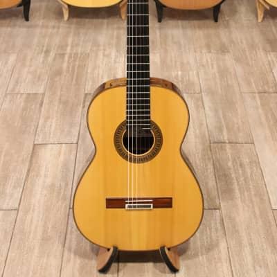 VICENTE CARRILLO HERENCIA ESPECIAL NEW CONCEPT MADAGASCAR RW CONCERT CLASSICAL GUITAR 2014 for sale