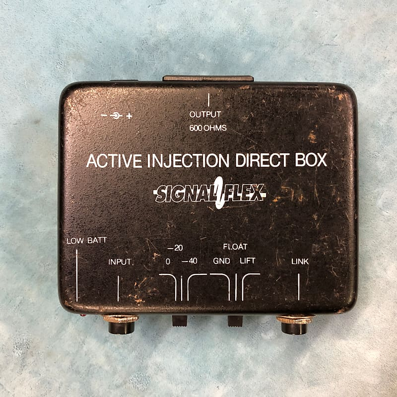 Signal Flex Active Injection Direct Box DI