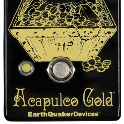 EarthQuaker Devices Acapulco Gold Distortion Pedal V2 for sale