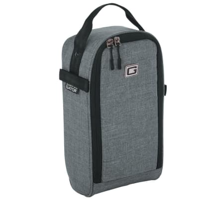 Gator Cases GT-1407-GRY Transit Series Grey Add-On Accessory Gig Bag