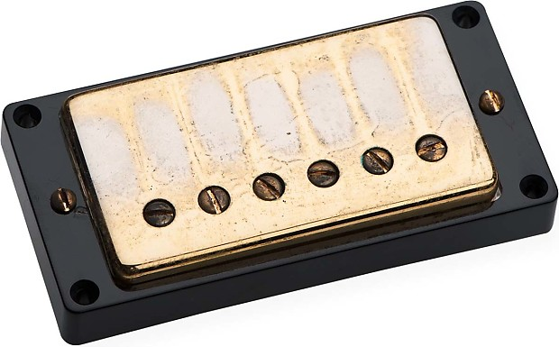 Seymour Duncan Antiquity PAF Humbucker Bridge Pickup, Aged | Reverb