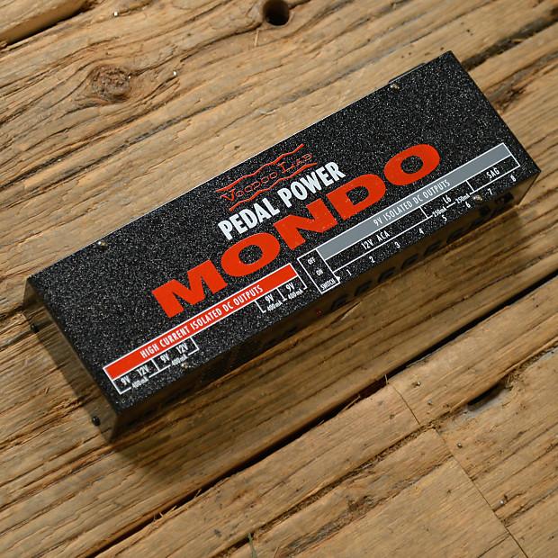 Pedal Power Mondo : voodoo lab pedal power mondo mint chicago music exchange reverb ~ Vivirlamusica.com Haus und Dekorationen