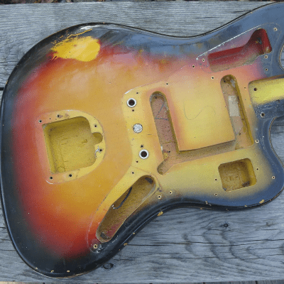 Fender Jaguar Body 1962 - 1964