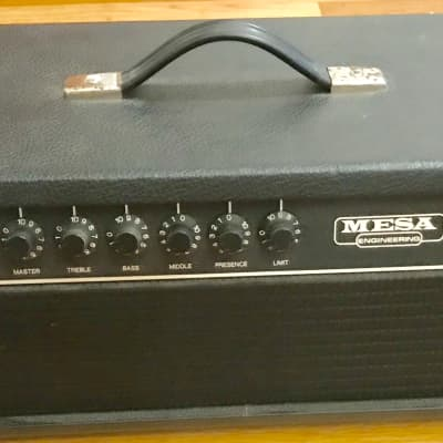 1983 Mesa Boogie Son of Boogie 100 Watt Amp Head, Mark 1 for sale