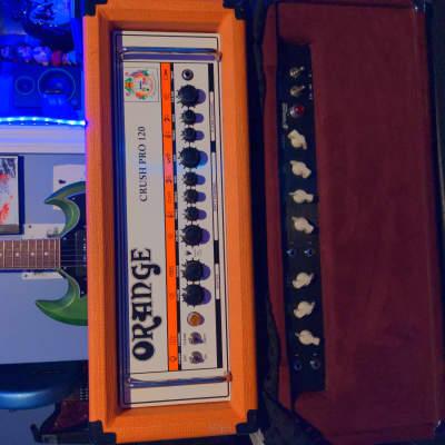 Orange CR120H Crush Pro 120-Watt Guitar Head