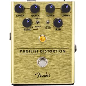 Fender Pugilist Distortion Guitar . Fast/Free Shipping. 2018. Brand New. GUSA! for sale