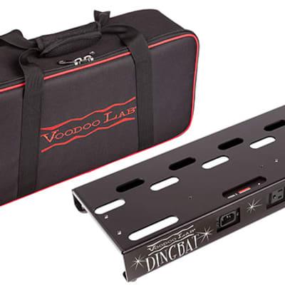 Voodoo Lab Dingbat Small Pedalboard w/Bag Demo