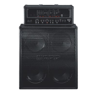 "Hughes & Kettner Warp T 2-Channel 120-Watt 4x12"" Guitar Amp Half Stack"