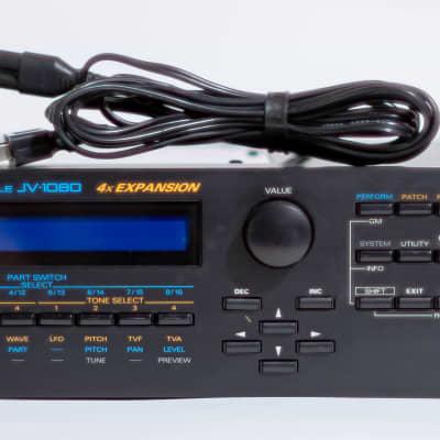 Roland Super JV - JV-1080 64-Voice Synthesizer Module