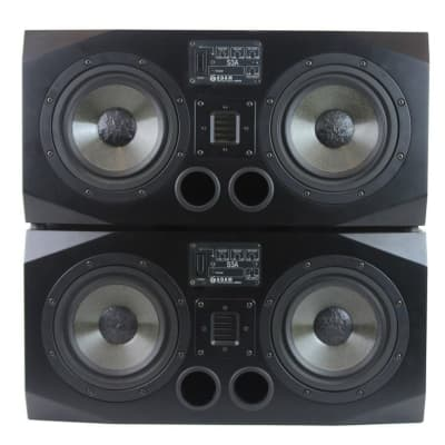 ADAM Audio S3-A Active Nearfield / Midfield Monitors (Pair)