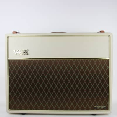 """Vox AC30H2 50th Anniversary Hand-Wired Heritage Collection 30-Watt 2x12"""" Guitar Combo"""