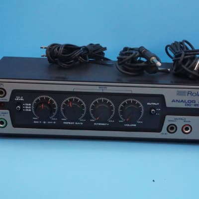 Roland DC-20 Analog Echo   Vintage 1980s (Made in Japan)   Fast Shipping!
