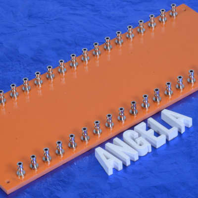 Turret Terminal Board For Angela Super Single-Ended Amp And 5F2A Princeton Amp Projects