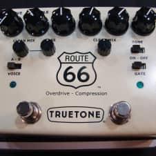 Truetone Route 66 overdrive/compressor
