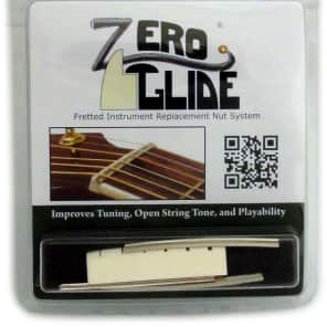 Zero Glide ZS-1 Gibson-Style Slotted Replacement Nut