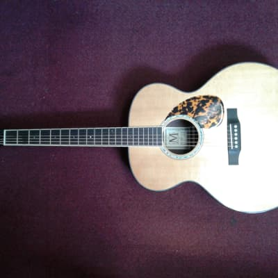 Morgan JR  Spruce Top, Rosewood B/S, Ebony Fretboard for sale