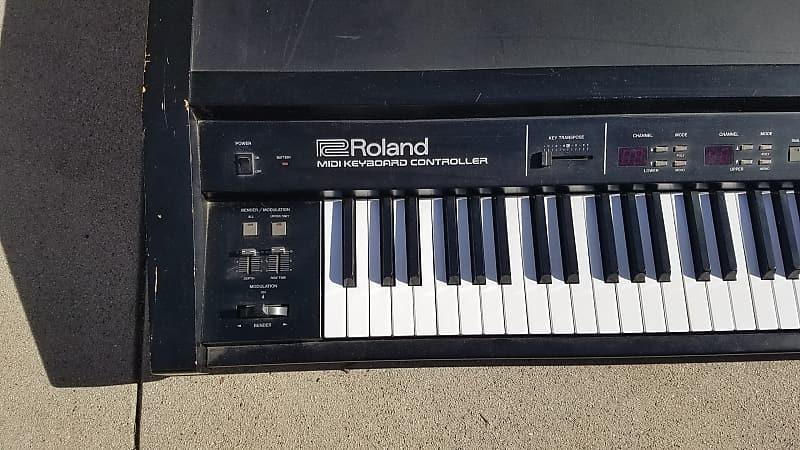 roland mkb 1000 1984 black paul s house of gear reverb
