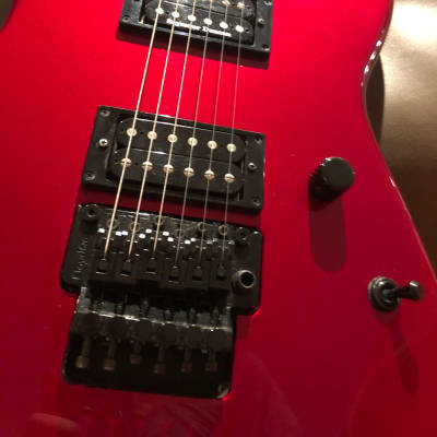 Palermo Charvel Cherry Red for sale