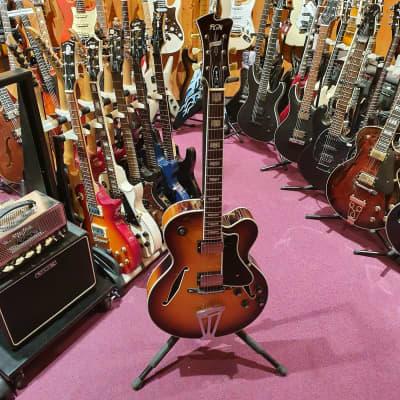Fgn FGN Masterfield Jazz HH Hochglanz/Sunburst for sale