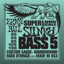 Ernie Ball P02850 Super Long Scale Slinky Bass 5 Strings