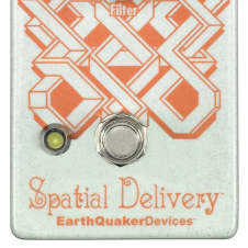 EarthQuaker Devices Spatial Delivery V1 Electric Guitar Effects Pedal