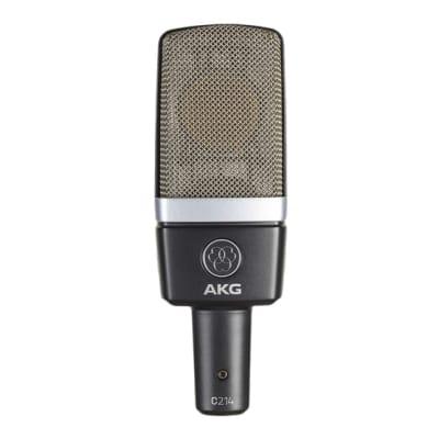 AKG C214 Large-Diaphragm Condenser Microphone (B-Stock)
