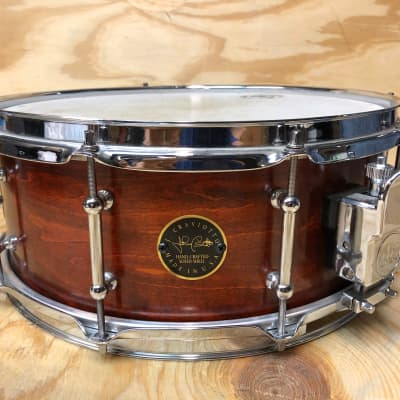 Beautiful  Craviotto / DW  1998 5 x 14  Solid Maple  Shell  Snare  Tube Lugs