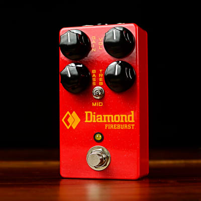 Diamond FBR-2 Fireburst V2 Fuzz / Distortion