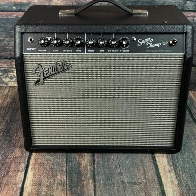 Used Fender Super Champ X2 15w Combo Amp