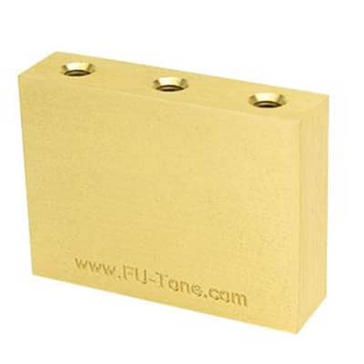 FU-Tone Brass BIG Block Ibanez Edge Original