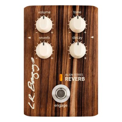 LR Baggs Align Reverb Proprietary Reverb Tailored Specifically for Acoustic Instruments