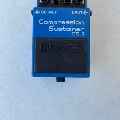 Boss CS-3 Compression Sustainer Compressor Vintage 1994 ACA Guitar Effect Pedal