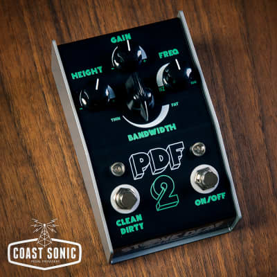 Stone Deaf Effects PDF-2 Parametric Distortion filter