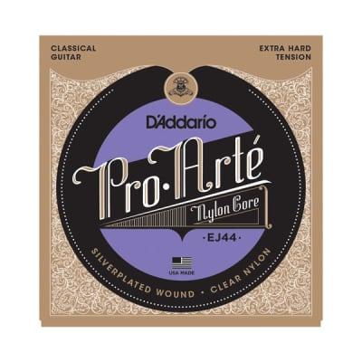 D'Addario Classical Guitar Strings, Pro Arte Extra Hard Tension