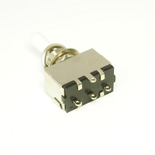 3 Way Toggle Switch Pickup Selector For Electric Guitar , Box | Reverb