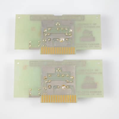 2 Aphex AX 610D Circuit D Boards for Vintage Aural Exciter 402 602 602B #32629