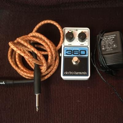 Electro-Harmonix Nano Looper 360 Guitar Looper Pedal plus