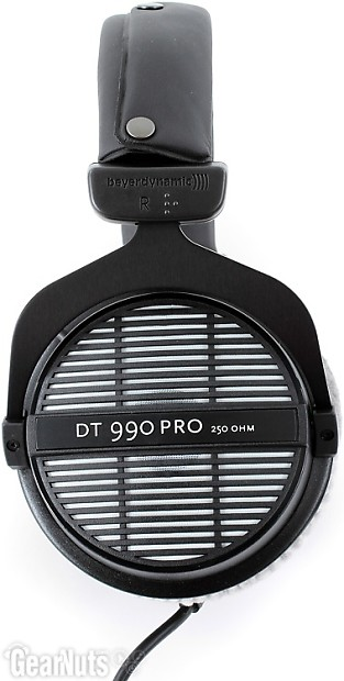 beyerdynamic dt 990 pro 250 ohm open back studio headphones reverb. Black Bedroom Furniture Sets. Home Design Ideas