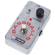 Electro Harmonix Bassballs Twin Dynamic Envelope Filter Effects Pedal