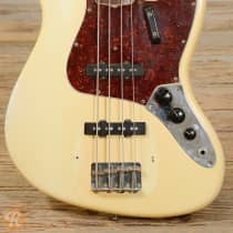 Fender Jazz Bass 1966 Olympic White image