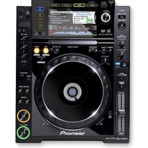 Pioneer CDJ-2000 Professional Multi Media Player