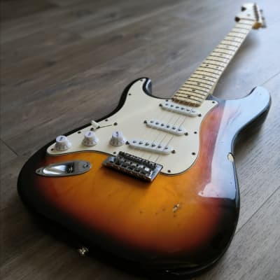 Fender Stratocaster Standard MIM Mex 2004 - Left Handed Lefty - Strat Maple for sale