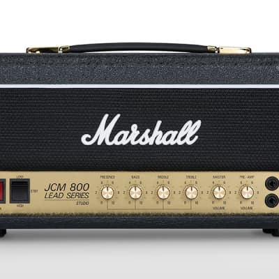 Marshall SC20H Studio Classic JCM800 Series 20 Watt Guitar Head