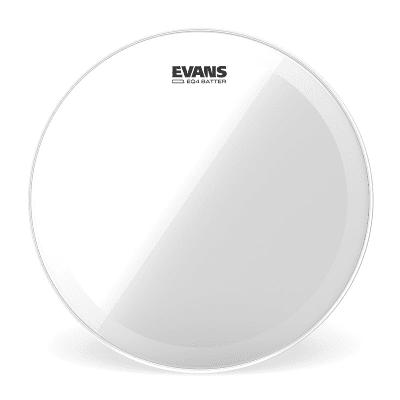 """Evans BD18GB4 EQ4 Clear Bass Drum Head - 18"""""""