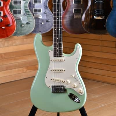 Fender Custom Shop Stratocaster Jeff Beck Signature Rosewood Fingerboard Surf Green for sale